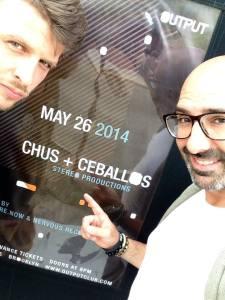 Chus & Ceballos Output