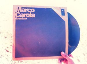 The random Bosnian guy that had this beauty in his trunk said it was his first Carola vinyl.